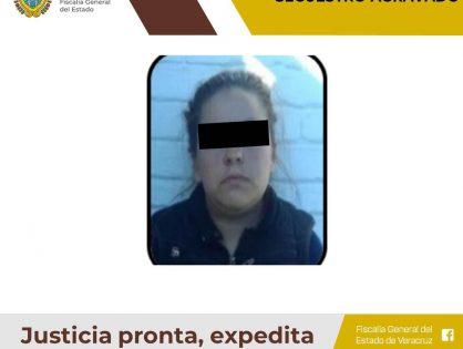 Secuestradora es sentenciada a 26 años de prisión