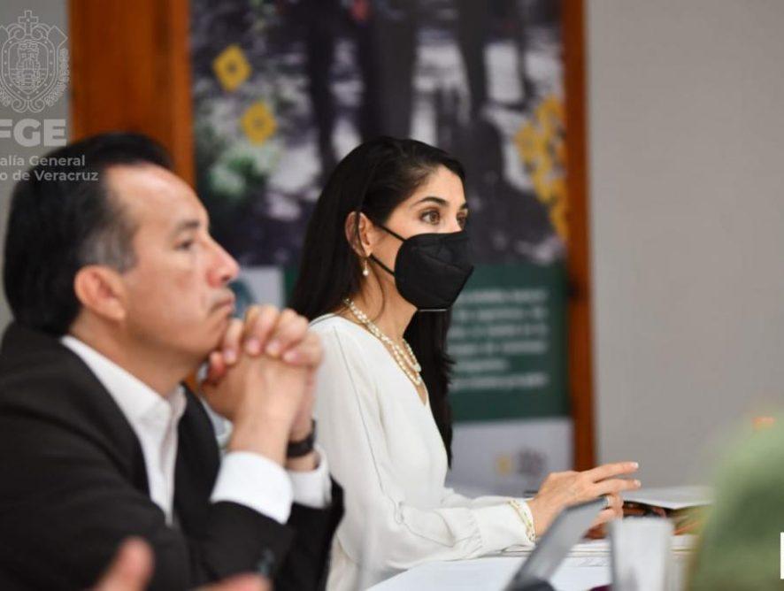 Con resultados, refrenda Fiscalía compromiso de abatir conductas delictivas en Veracruz