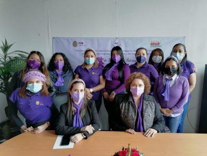 """Realiza Fiscalía Especializada conversatorio """"Mujeres, libres de Violencia"""", en el marco de la conmemoración del Día de la Mujer"""