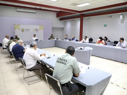 Contribuye Fiscalía a la preservación del orden público en el estado