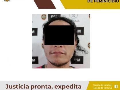 Obtiene Fiscalía sentencia condenatoria por feminicidio y tentativa de feminicidio en Veracruz