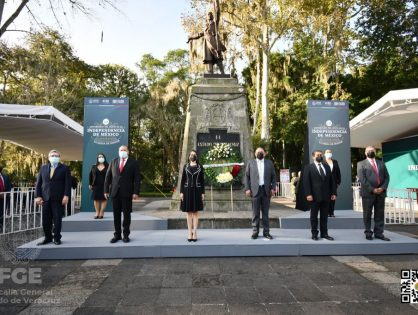 FGE transforma procuración de justicia en Veracruz mediante el combate a la corrupción y la impunidad
