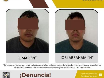 Cumplimenta UECS dos órdenes de aprehensión por secuestro agravado